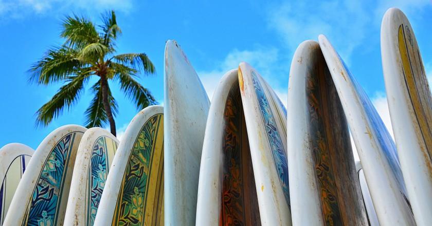 Surf Boards | © Edmund Garman/Flickr