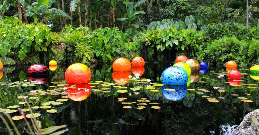 Orbs by Dale Chihuly   © Daniel X. O'Neil/Flickr