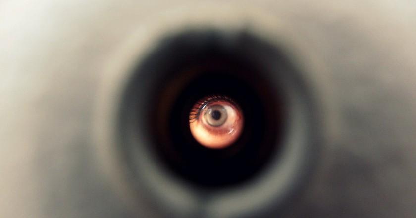 Peephole | © Robert/Flickr