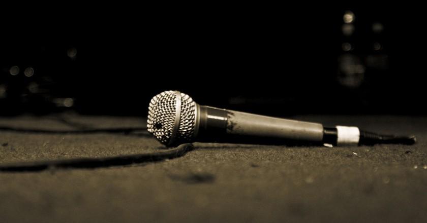 mic | © Robert Bejil/Flickr