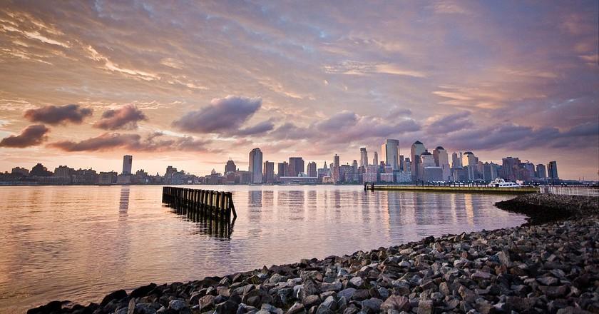 New York Sunrise | © Jeff P/Flickr