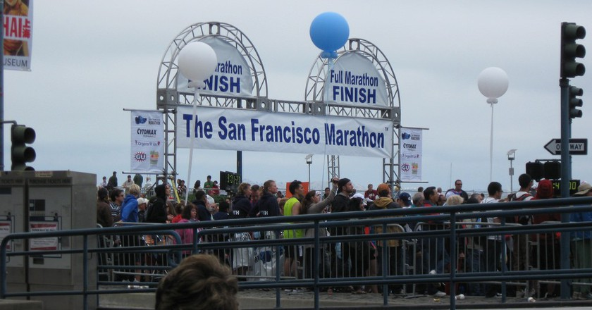 SF Marathon | © Jan Arne Petersen/Flickr
