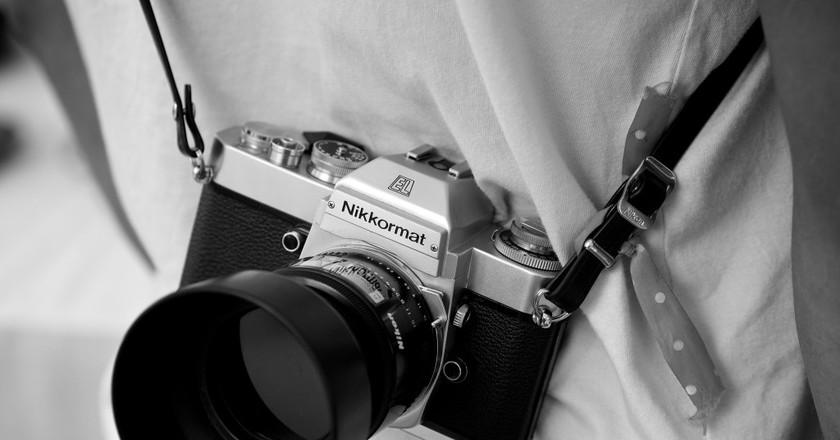 Video Camera   © Thomas Leuthard/Flickr