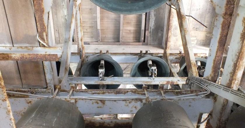Belgian carillon bells in Ostend   © sophie/Flickr