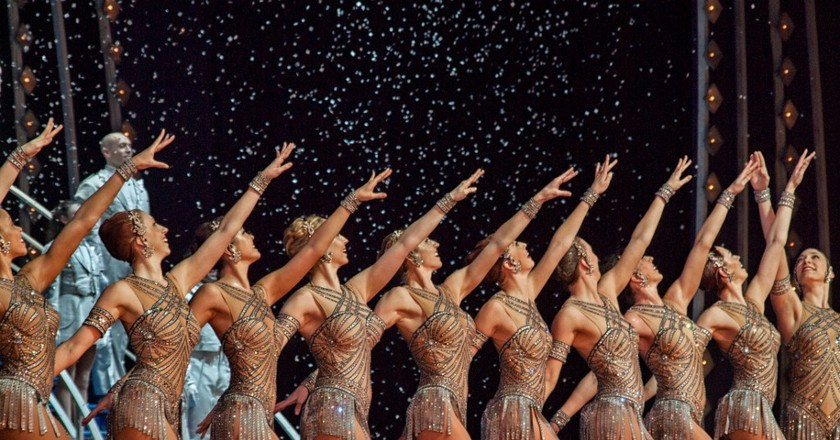 The Rockettes | © Kevin Poh/Flickr