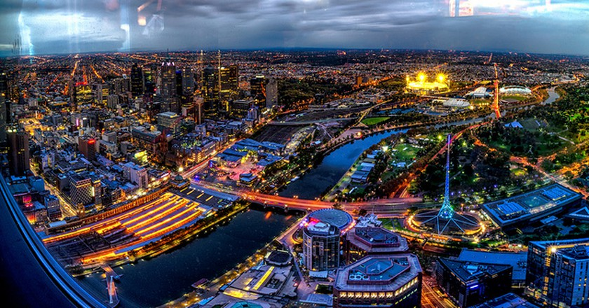 Where To Find The Best Views Of Melbourne