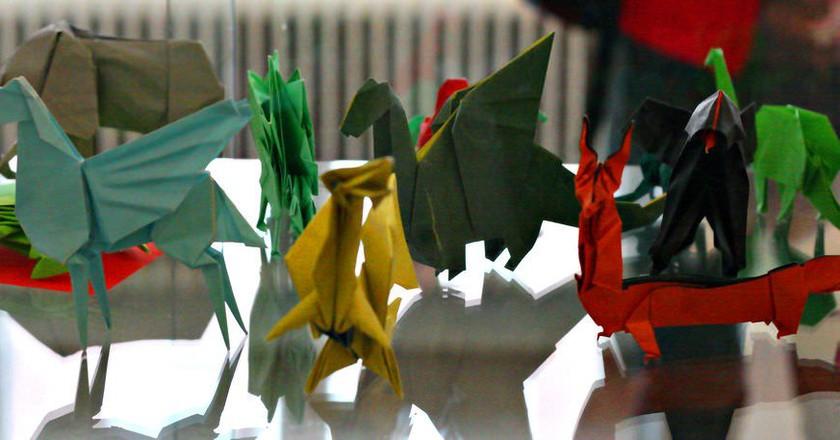 Origamis/©/kallu/ Flickr
