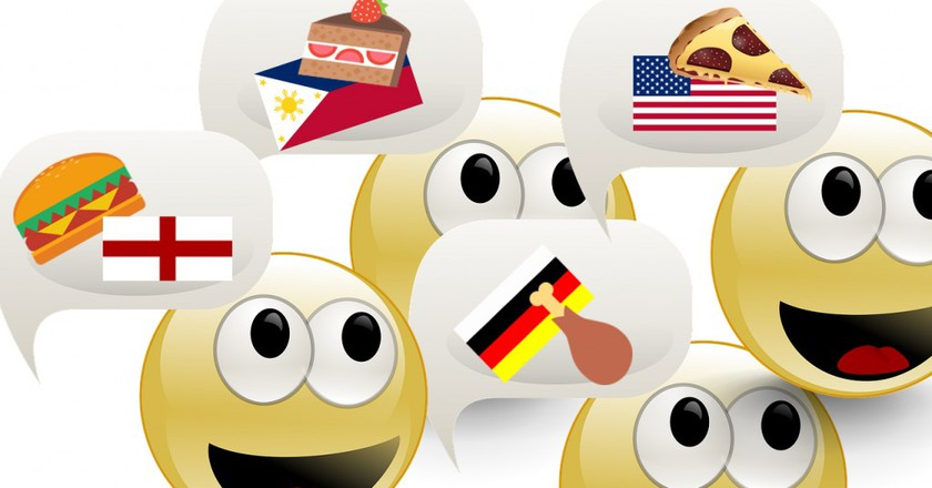 20 Food Sayings And Put Downs From Around The World