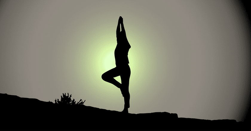 Outdoor Yoga © Pixabay