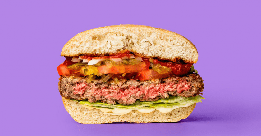Courtesy of Impossible Foods
