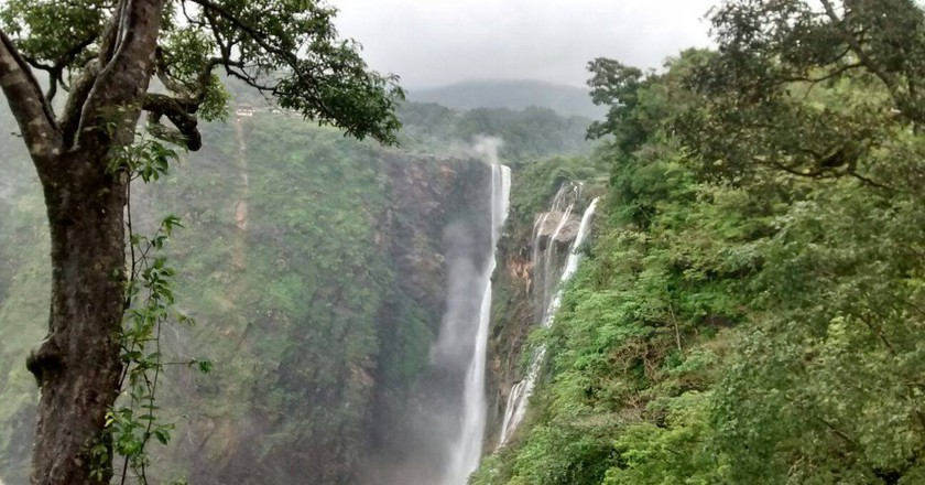 Jog Falls in Karnataka | © Prabuddha S Jagadeb/2015