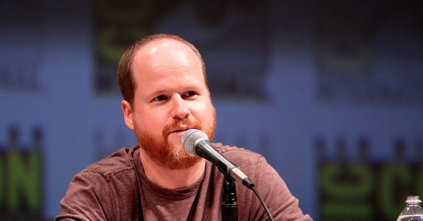 Joss Whedon at Comic Con (Gage Skidmore)