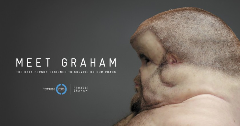 Meet Graham | Courtesy of Transport Accident Commission