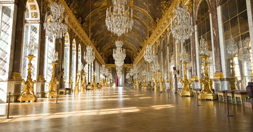 5 Films Set At The Palace Of Versailles