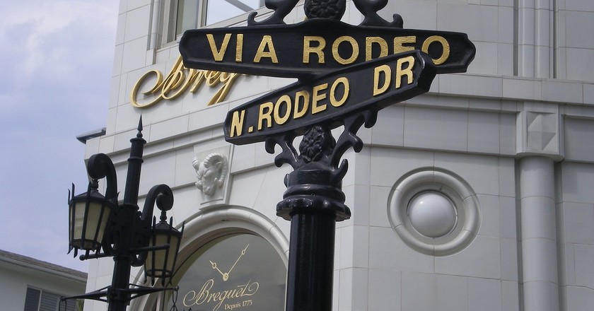Rodeo Drive   © Caccamo/Flickr