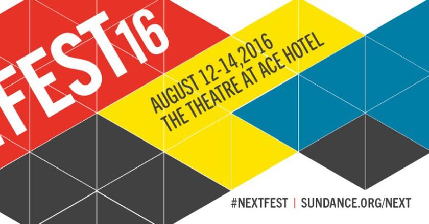 Nexfest 2016 © Sundance Institute