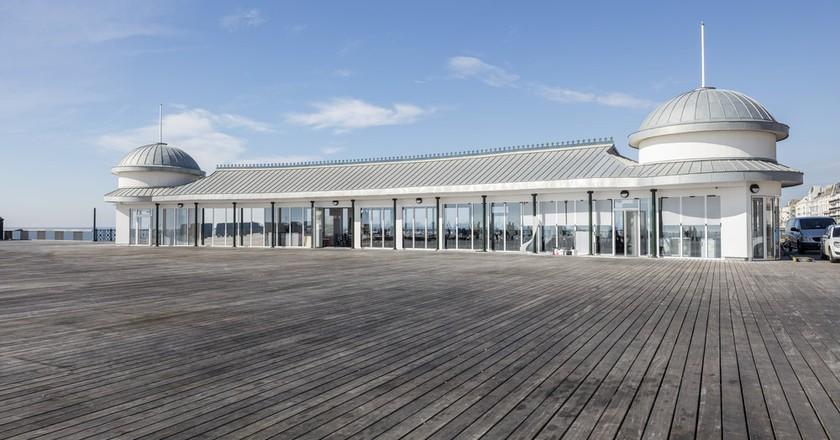 The renovated Hastings Pier |©Daniel Shearing/Courtesy of Ramboll