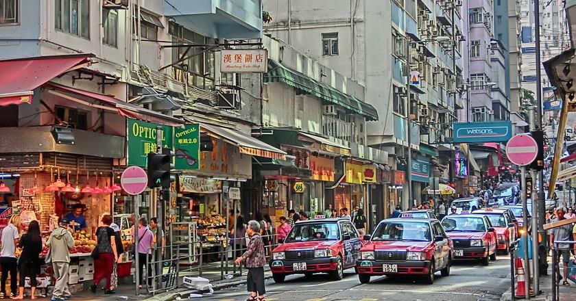 Sai Ying Pun | © Chengwangluong/WikiCommons