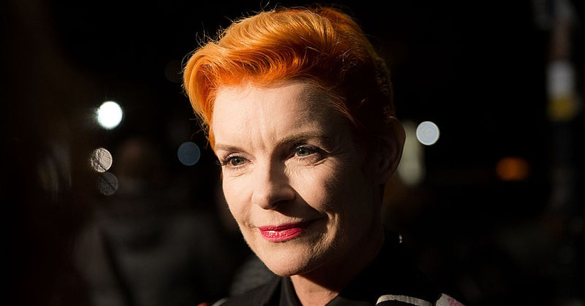 ACMI Presents Sandy Powell And Rachel Griffiths