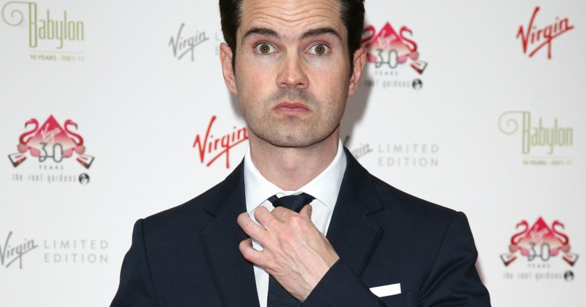 Laugh Along With Jimmy Carr Live In Hong Kong