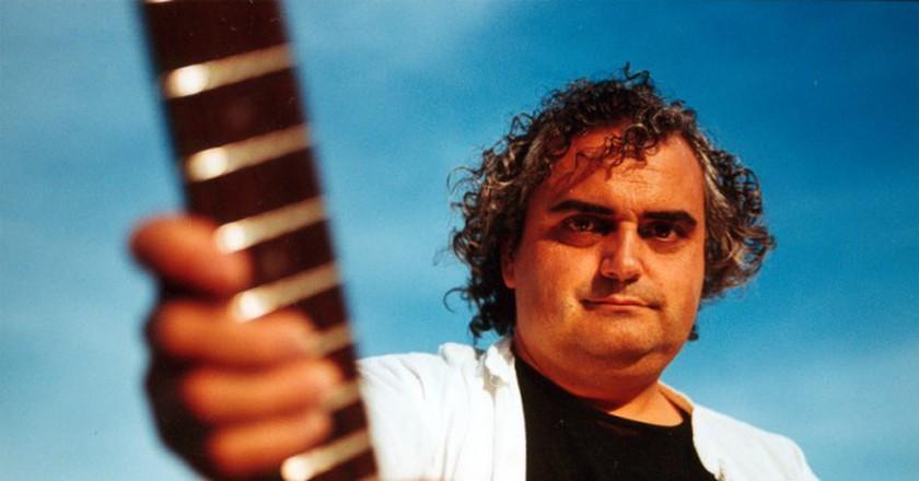 Flamenco Guitarist Thomas Lorenzo