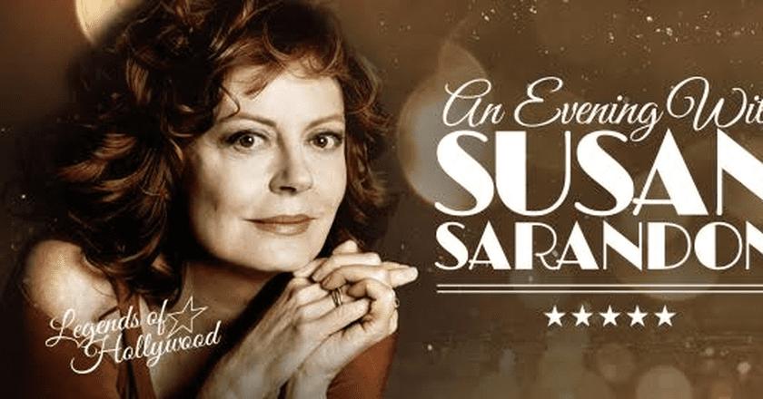 La Dolce Vita Presents Susan Sarandon