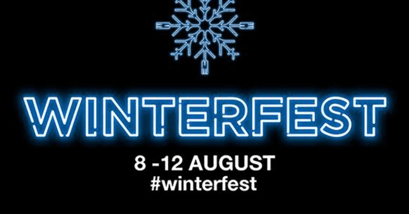 Winterfest At Monash University
