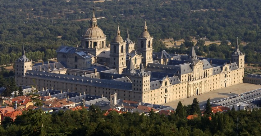 The History Of El Escorial In 1 Minute