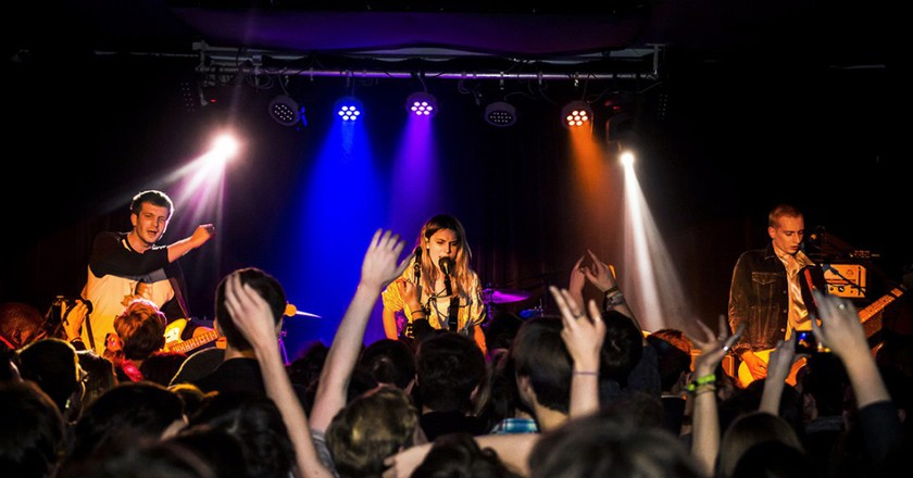 Wolf Alice play at Nambucca, Holloway | ©Will Ireland/Nambucca