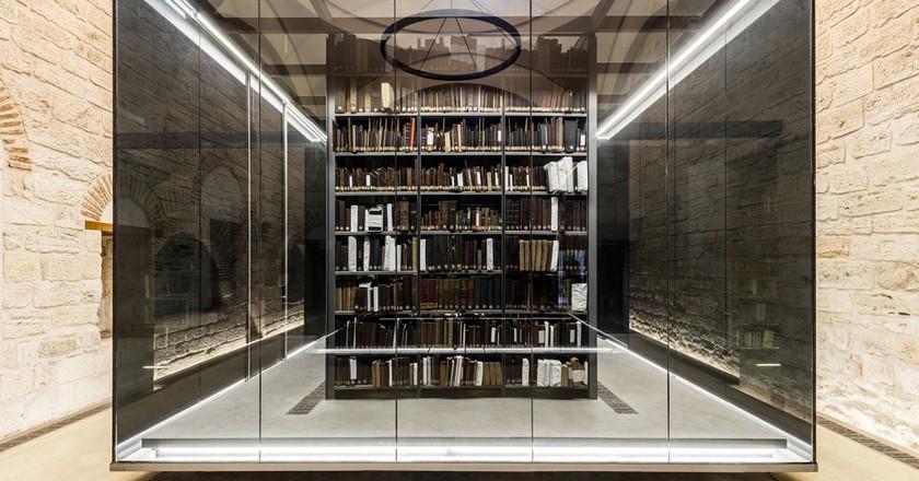 The Beyazıt State Library Redesigned By Tabanlıoğlu Architects