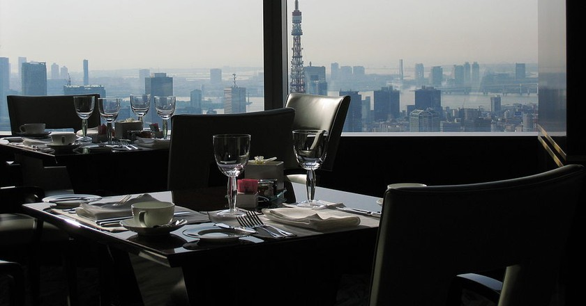 Morning at the Ritz-Carlton in Tokyo | © MATSUYORI Itsumi/WikiCommons
