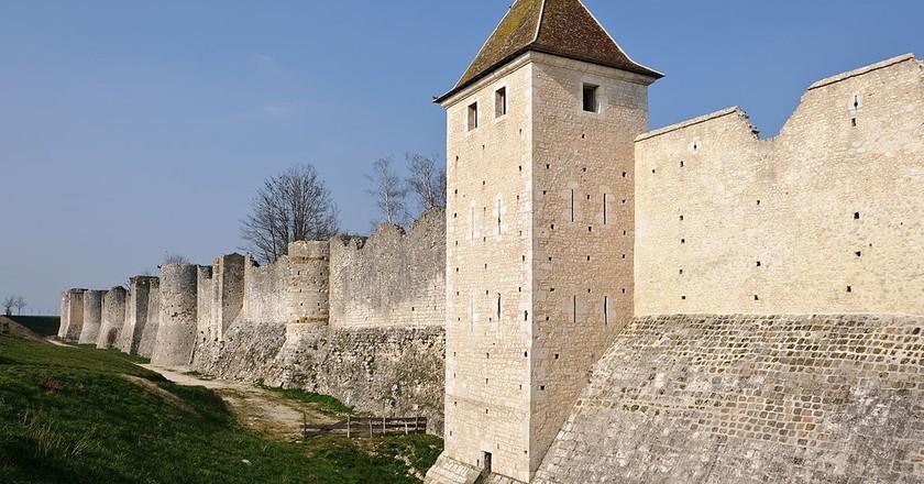 City Walls, Provins | © WikiCommons
