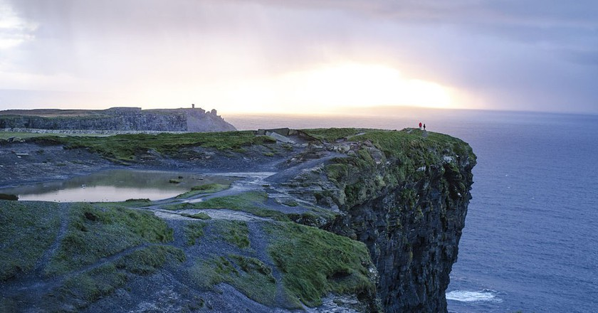 The Cliffs of Moher | © Ben den Hartog/WikiCommons