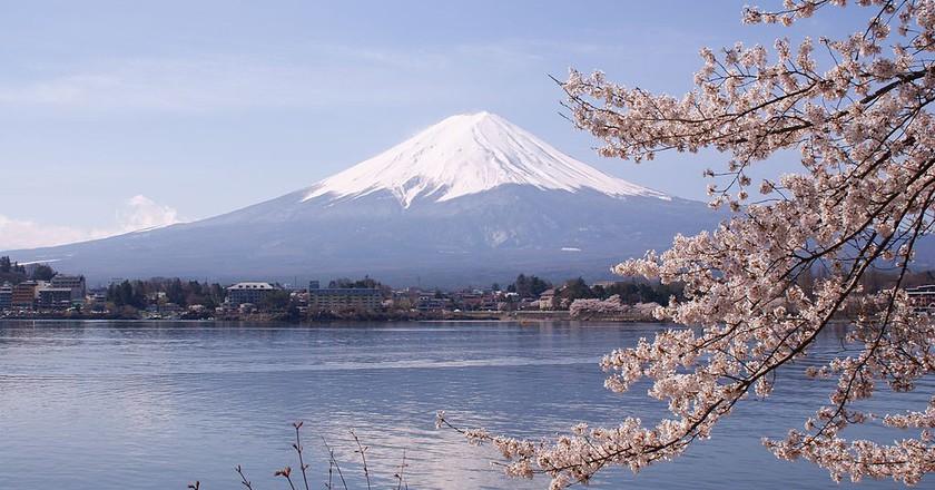 Mount Fuji   © Midori/WikiCommons