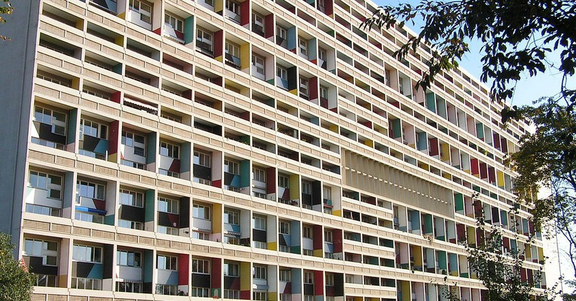 Unité d'Habitation | © Petermalewski/WikiCommons