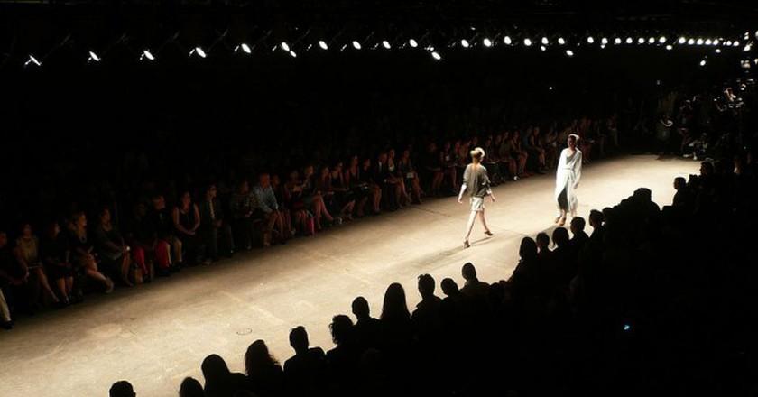 Fashion show   ©mandiberg/WikiCommons