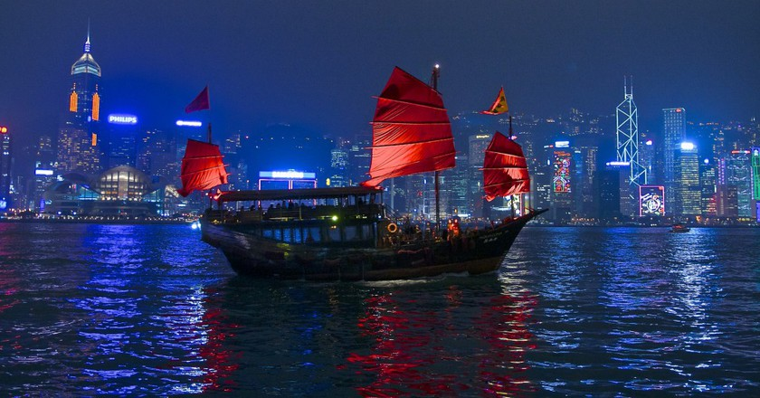 View from Tsim Sha Tsui Promenade | Bevis Chin/CC BY-ND 2.0/Flickr