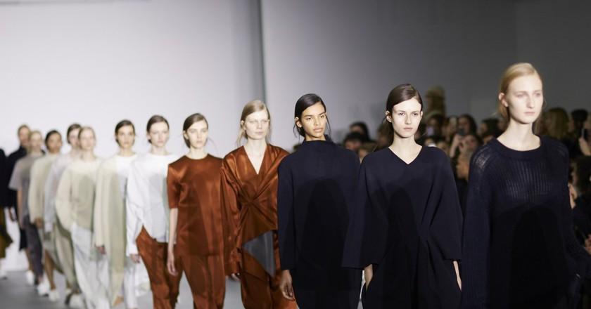 1205 at London Fashion Week AW16|©Shaun James Cox/British Fashion Council