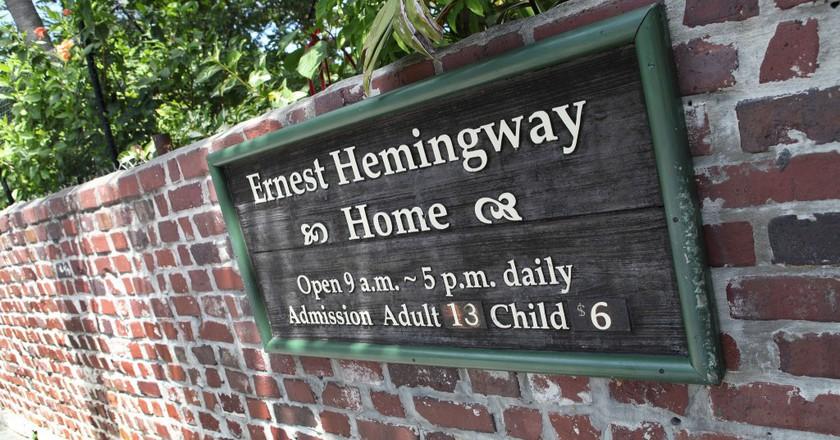 The Hemingway House, Key West, Florida   Sam Howzit/Flickr