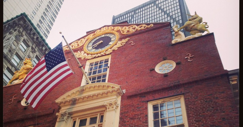 Old State House | © Sarah Nichols/Flickr