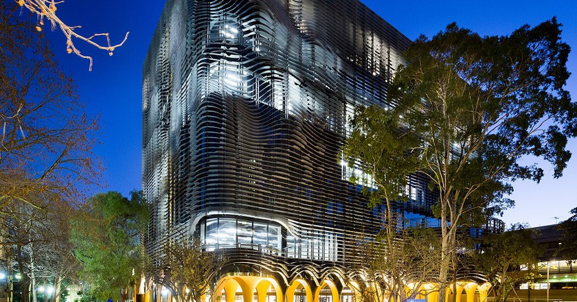 Arts West Opens At The University of Melbourne