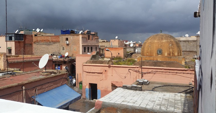 Local hammam in the Kasbah Marrakech Copyright Mandy Sinclair