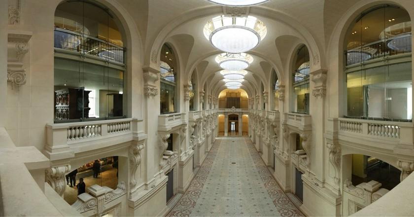 Panoramic view of Les Arts Décoratifs © D4m1en/WikiCommons