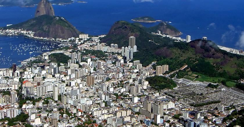 Rio de Janeiro, the host of the paraolympics |© Ramon Llorensi/Flickr