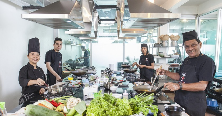 Courtesy of Bangkok Thai Cooking Academy