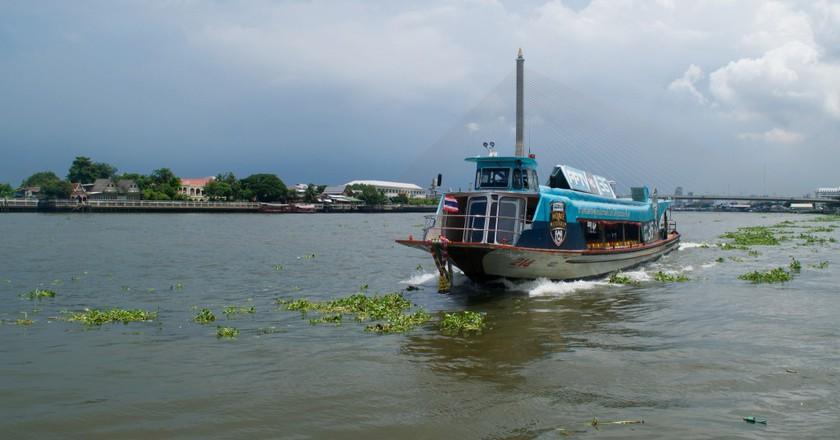 Chao Phraya River | © Courtesy of Kelly Iverson