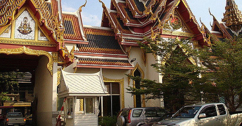 Wat Yannawa © dsin_travel/Flickr