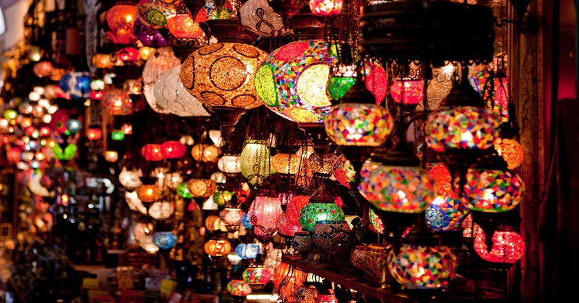 The History Of The Grand Bazaar In 1 Minute