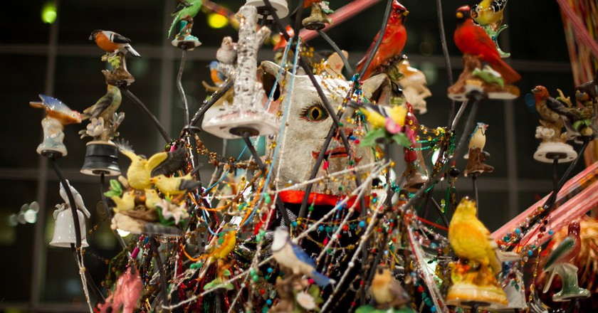 © Nick Cave's Soundsuits @ YBCA, Geoff Stearns/Flickr
