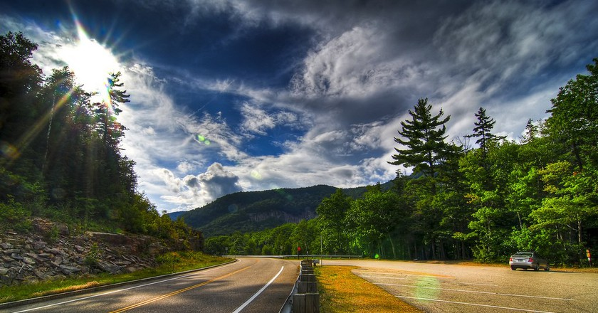 The Kancamagus Highway| © Jim Pennucci/Flickr